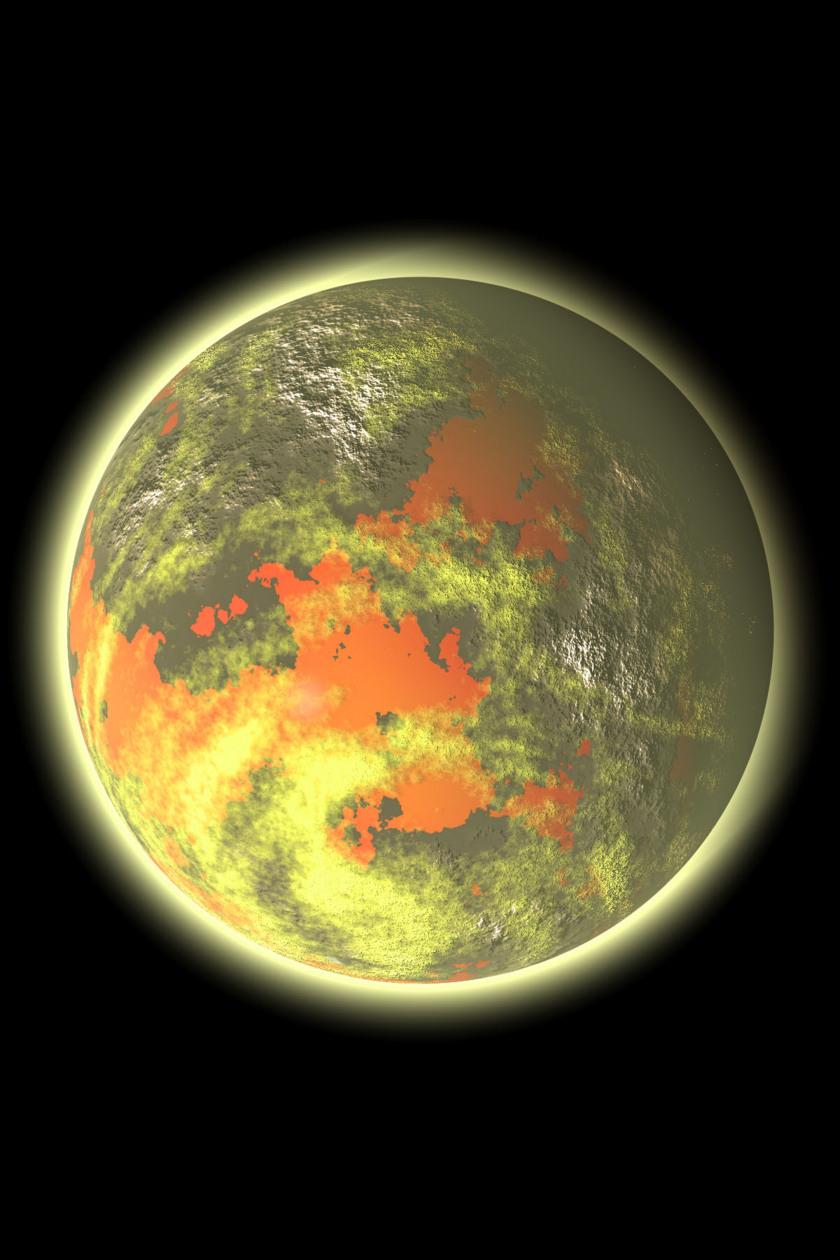 Sulfur Oceans