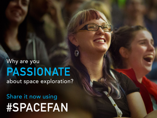 Infinite Visions: Why are you passionate about space exploration?