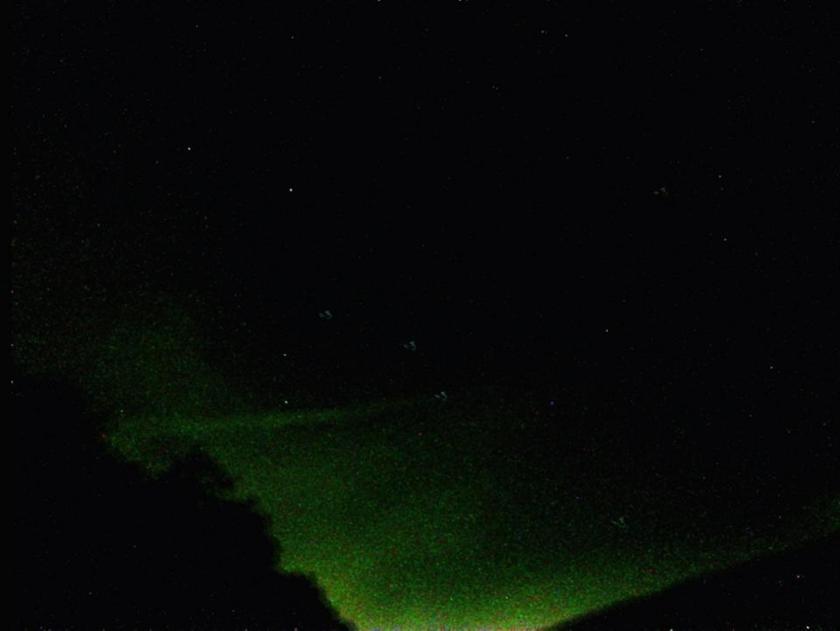 Solar Flares?