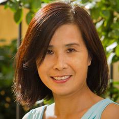 Linda Wong - Headshot