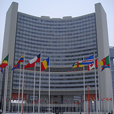 United Nations Vienna building