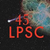 45th LPSC Logo