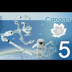 Canadian $5 bill
