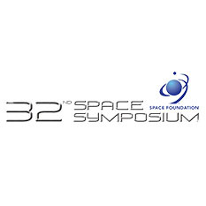 32nd Space Symposium logo