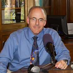 Mat Kaplan, Host of Planetary Radio