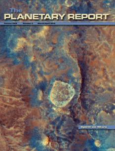 Spirit on Mars
