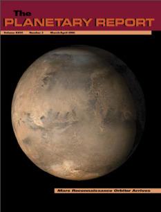 Mars Reconnaissance Orbiter Arrives