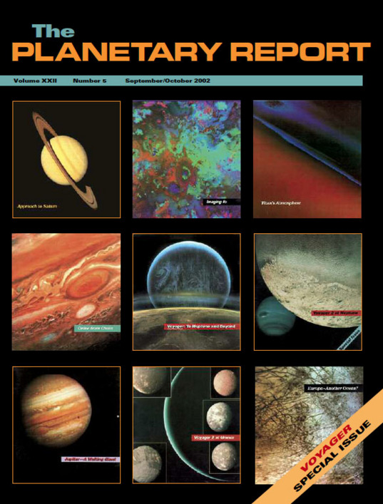 Voyager Special Issue