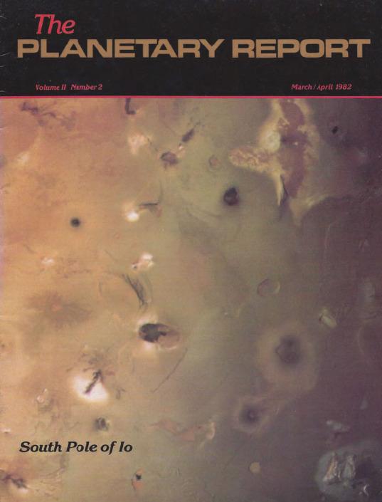 South Pole of Io