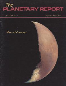 Mars at Crescent
