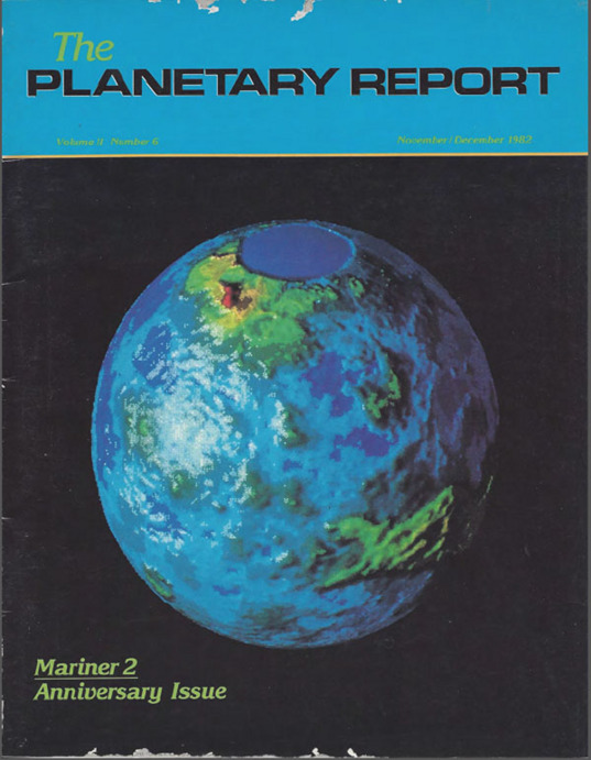 Mariner 2 Anniversary Issue