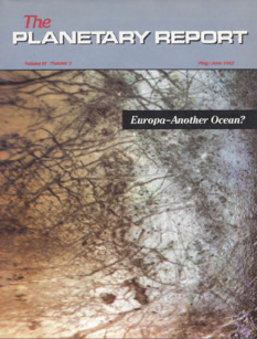 Europa—Another Ocean?