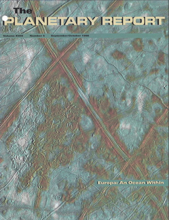 Europa: An Ocean Within