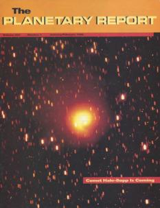 Comet Hale-Bopp is Coming