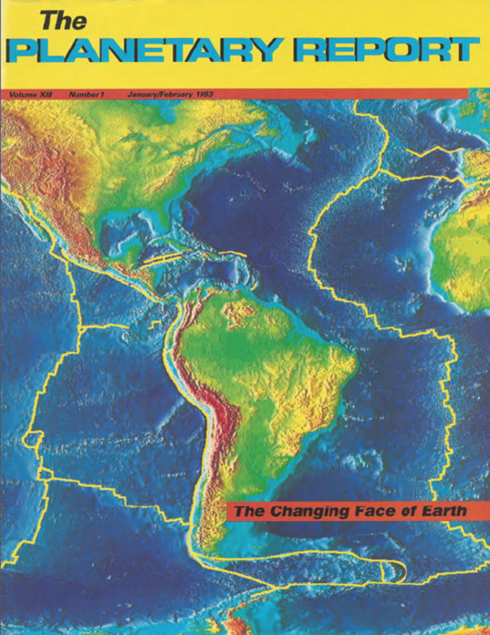 The Changing Face of Earth