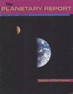 Planetary Report PDF 1993-2: Galileo—A Final Farewell