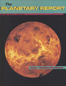 Venus—Retaining Her Mystery