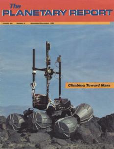 Climbing Toward Mars