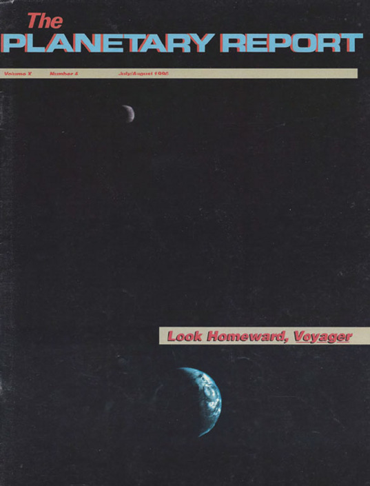 Look Homeward, Voyager