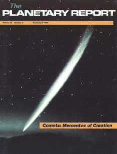 Comets: Mementos of Creation