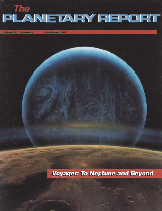 Voyager: To Neptune and Beyond