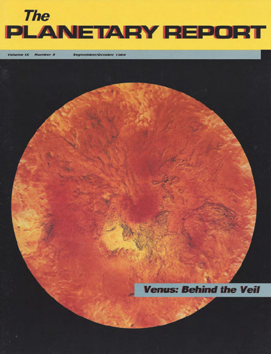 Venus: Behind the Veil