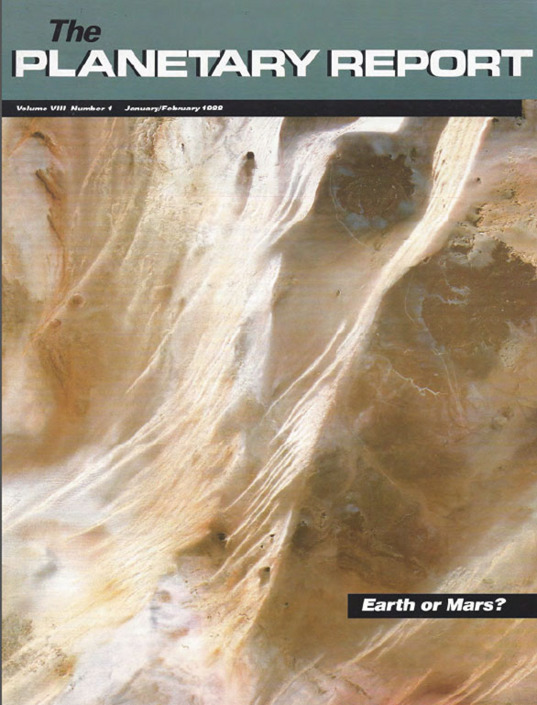 Earth or Mars?