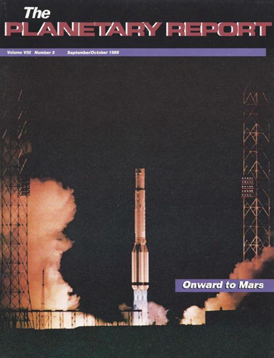 Onward to Mars