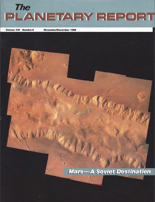 Mars—A Soviet Destination