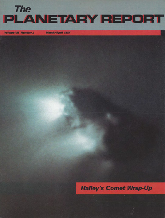 Halley's Comet Wrap-Up