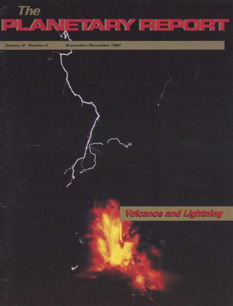 Volcanoes and Lightning