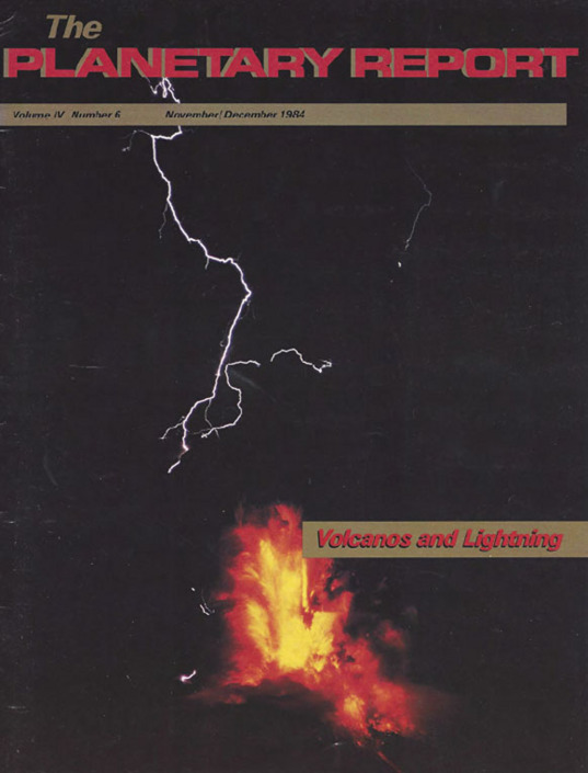 Volcanoes and Lightning