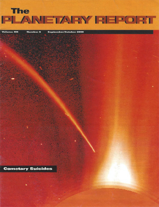 Cometary Suicides