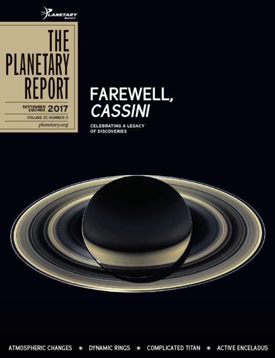 Farewell, Cassini