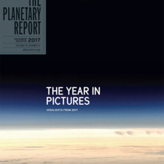 December Solstice 2017 issue of The Planetary Report