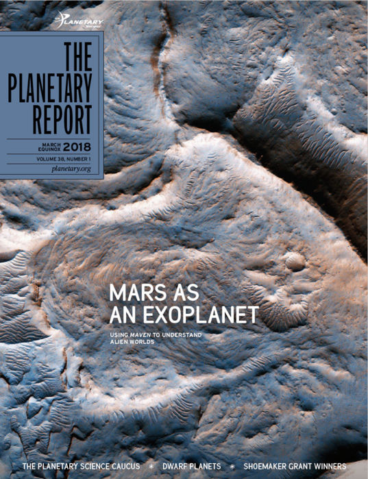 Mars as an Exoplanet
