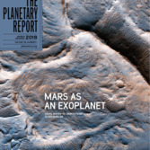 March Equinox 2018 edition of The Planetary Report