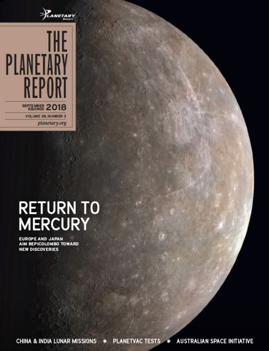 Return to Mercury