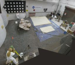 The In Situ Instrument Laboratory, August 25, 2009