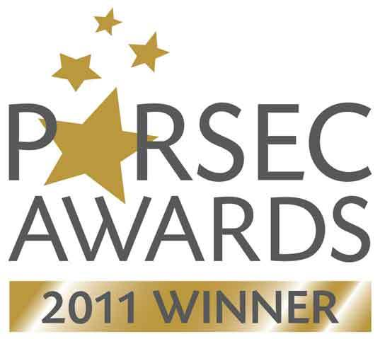 2011 Parsec Award Logo Icon