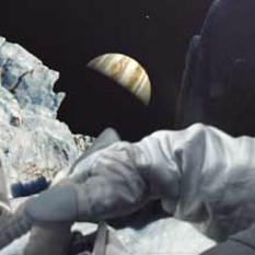 Europa Report Film Still--On the Surface