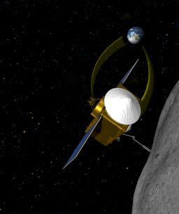 OSIRIS-REx mission