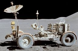 Apollo 15 Moon Buggy