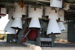 Delta II nozzles