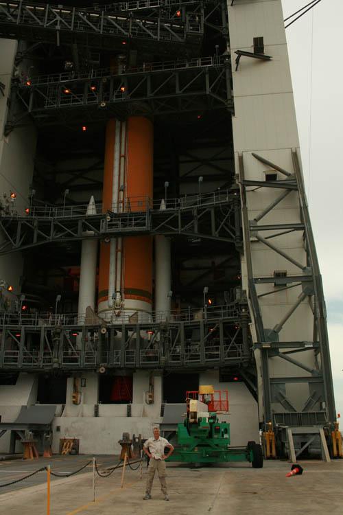 Delta 4 at Launch Complex 37