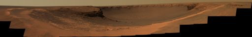Opportunity 'Duck Bay' panorama
