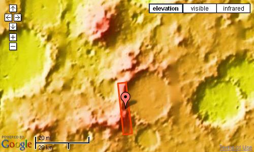 Context image for HiRISE image ESP_016954_1590