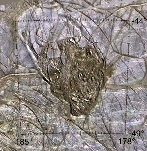 Thera Macula, Europa