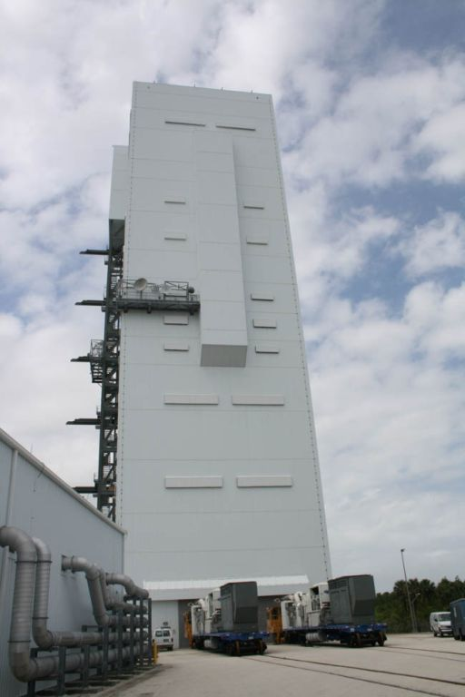 Vertical Integration Facility at Atlas V Launch Complex 41