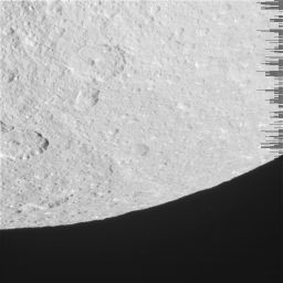 Rhea with a little sawtooth truncation